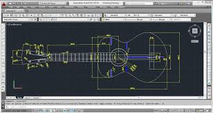 Engineering Office Design Adorable 48D Autocad Guitar Design Cad Crowd Office Photo Glassdoorcoin