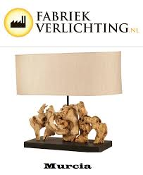 Landelijke Houten Lampen Fabriekmeubelsnl