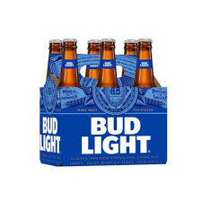 Bud Light Bud Light 12oz 6pk Bottles