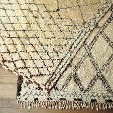 moroccan rugs via west elm