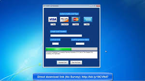 credit card generator with cvv software
