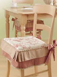 french country decorating ideas chair cushions free pattern