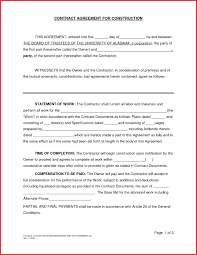 Construction Contract Administrator Sample Resume Channel Job ...