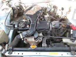 Toyota tazz 2e 1300 engine | Junk Mail