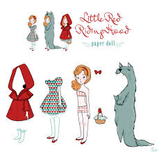 little red riding hood essay little red riding hood finger puppets paper