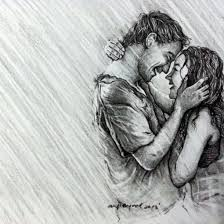 Pencil Drawings Of Couples In Love Google Search Cute Art