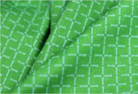 <b>Bamboo</b> in green - Ellen Luckett Baker - Nunoya