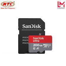 Mua Online Thẻ nhớ Micro SD Tốt, Chính Hãng, Giá Tốt