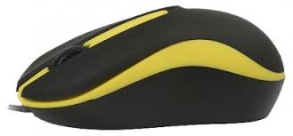 <b>Мышь SmartBuy SBM-329-KY Black-Yellow</b> оптическая ...