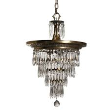 sold antique silver plate wedding cake chandelier c 1910