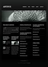 Free Dreamweaver Website Templates Download 24 Free PSD Website Design Templates 20