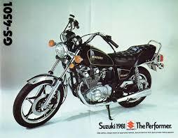 1981 suzuki gs 450 e image 6