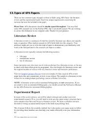 literature review example apa examples of literature reviews in apa format parlo buenacocina co