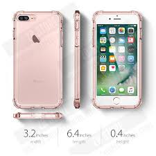 apple 7 plus case. original spigen apple iphone 7 plus crystal shell case clear cover | 11street malaysia - cases and covers g