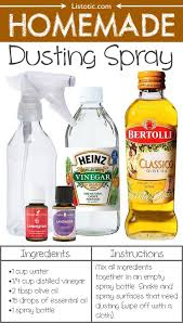 dusting wood furniture. Homemade Dusting Spray -- 22 Everyday Products You Can Easily Make From Home (for Less!) These Are All So Much Healthier, Too! Wood Furniture U