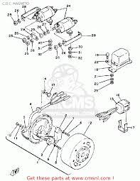 yamaha g1 a3 golf car 1982 c d i magneto buy original c d i Yamaha 90 Outboard Wiring Diagram at Yamaha G 1 Wiring Diagram
