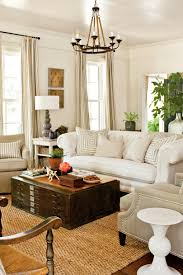 Choose stylish furniture small Patio Choose Statement Sofa For Large Room Southern Living 106 Living Room Decorating Ideas Southern Living