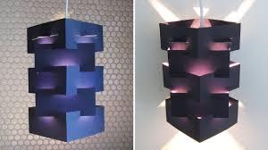 Diy Lantern Lights Diy Lamp For Pendant Light Learn How To Make A Lampshade Lantern For Hanging Lights Ezycraft