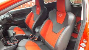 picture of ford focus st250 protective seat cover