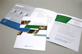 White Brochure Tri Fold Brochure Printing Uprinting Com
