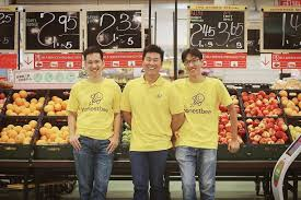 Asian Online Grocery Store Grocery Delivery Startup Honestbee Raises 15m Series A