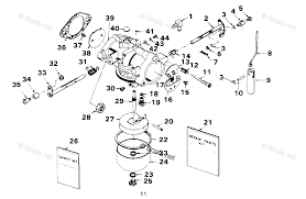 Mercury chrysler outboard parts by hp model 50hp oem parts diagram for carburetor boats