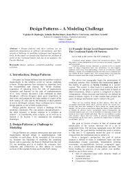 J2ee Design Patterns Applied Pdf Pdf Design Patterns A Modeling Challenge