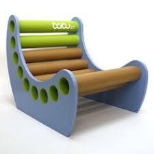 cardboard tube furniture. Jabbah - Babu™ Chair For Kids (from 3 Years) \u2022 Material: MDF Cardboard Tube Furniture A