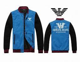 G Armani Figurines Armani Windbreaker Jacket For Men Am0050