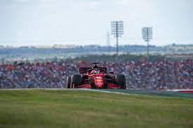Gran Premio degli Stati Uniti, Leclerc quarto, Sainz settimo