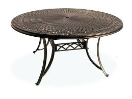 60 round outdoor table round cast aluminum dining table 60 outdoor table cover
