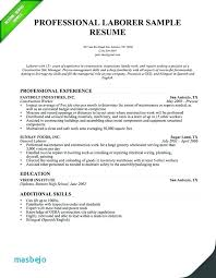 Resume Templates For Warehouse Worker Extraordinary Resume Examples For Warehouse Worker Resume Template For Warehouse