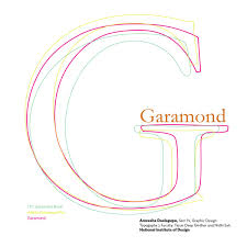 Garamond Designer Garamond By Anwesha Daolagupu Issuu