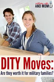 How To Determine If A Dity Move Is Worth It The Military
