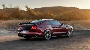 2020 Jack Roush Edition Mustang Has More Power Than Shelby Gt500 Dlmag Roush Mustang Ford Mustang Mustang