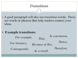 the jane schaffer essay ppt 12 transitions