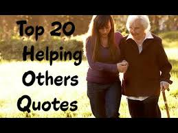 Top 40 Helping Others Quotes Sayings Its Benefits YouTube Stunning Quotes About Helping Others