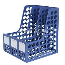 file column file box file holder desktop rack deli 9843 supplies