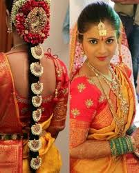 double tap or ment on this gorgeous makeup for this beautiful south indian bride on her