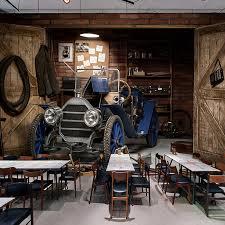 Custom Photo Wallpaper 3D Car Retro <b>Nostalgic Style</b> Restaurant ...
