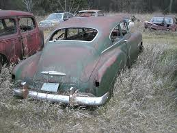 1951 Chevy … SOLD | Shane's Car Parts