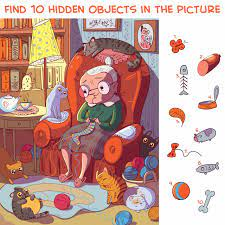 Play the best hidden object puzzle games on your computer, tablet and smartphone. Hidden Object Puzzle Prime