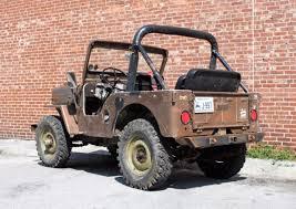 willys jeep cj3b tilted as 1948 cj2a trail ready
