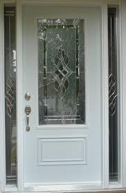 Backyards : How Choose Front Door Glass Inserts Todays Entry Doors ...