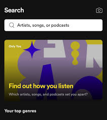 The streaming music service is still making you wait until near the end of the year for its wrapped list of your most streamed songs and artists. Xnq Gotvm9fw4m