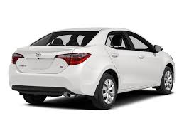 toyota corolla 2015 white. Modren White 2015 Toyota Corolla S In Pittsfield MA  Haddad And White 5