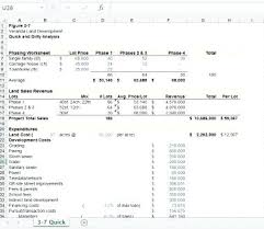Real Estate Profit And Loss Template Real Estate Profit And Loss Statement Barca Fontanacountryinn Com
