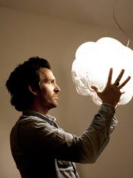 collect this idea cloudy lamp design