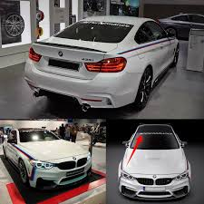 BMW Convertible where is bmw made in the usa : M PERFORMANCE Bumper Car Window Truck Custom Auto Wall Laptop ...