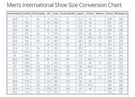 Convert Shoe Size Women Shoes Online